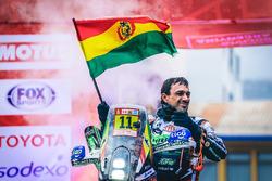 #11 KTM: Juan Carlos Salvatierra