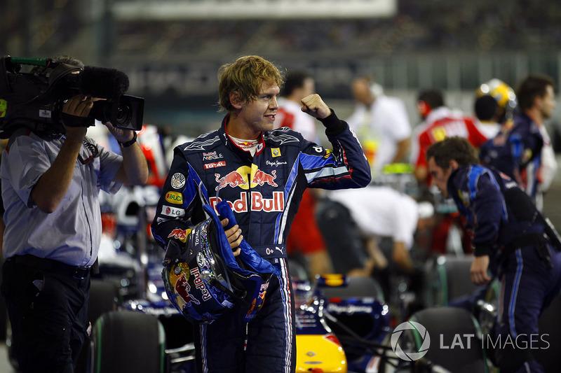 15ª: GP de Abu Dhabi 2010