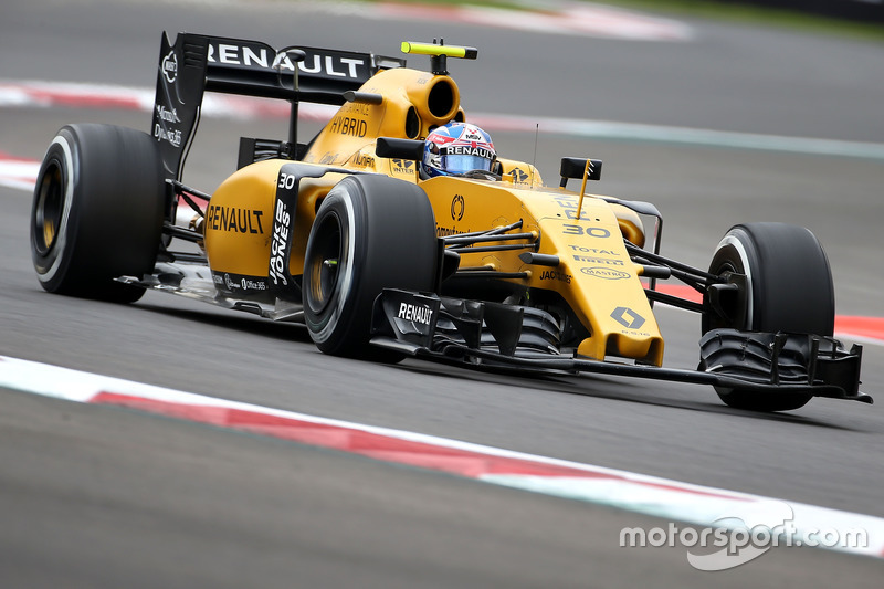 2016: Renault RS16