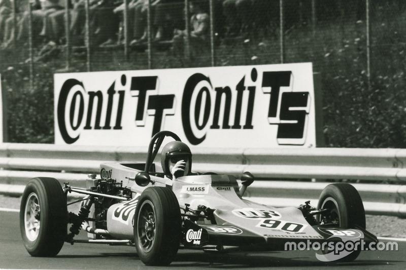 Jochen Mass, Formel Super V 1971