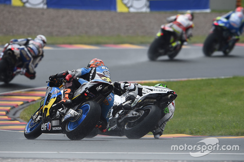 Tito Rabat, Marc VDS Racing Honda, Eugene Laverty, Aspar MotoGP Team