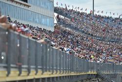 Fans am Iowa Speedway