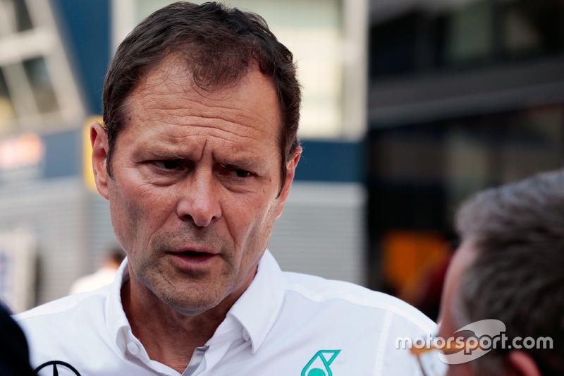 Aldo Costa, Direttore dell'Ingegneria Mercedes AMG F1
