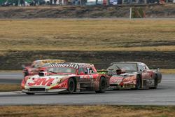 Mariano Werner, Werner Competicion Ford, Facundo Ardusso, JP Racing Dodge, Juan Manuel Silva, Catala