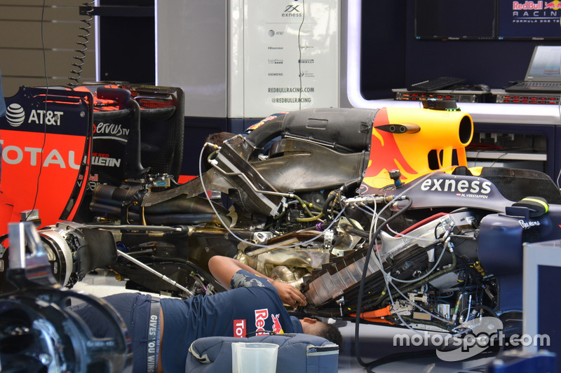 Engine, Red Bull Racing RB 12