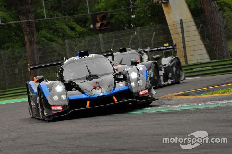 #20 Duqueine Engineering, Ligier JSP3: Romain Lanetta, Maxime Pialat, Eric Clement