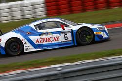 #6 Phoenix Racing Audi R8 LMS ultra: Niki Mayr-Melnhof, Markus Winkelhock