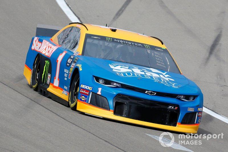 5. Kurt Busch, Chip Ganassi Racing, Chevrolet Camaro