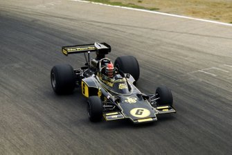 Jim Crawford, Lotus 72F