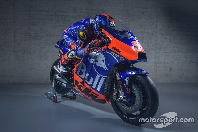 Red Bull KTM Tech3 - Hafizh Syahrin
