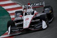 IndyCar-Test in Laguna Seca