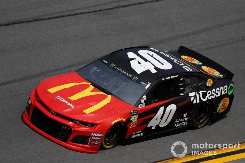2019: Daytona 500 als Abschiedsrennen