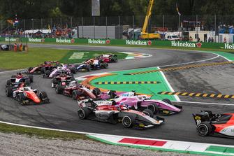 Roy Nissany, Campos Racing, Maximilian Gunther, BWT Arden