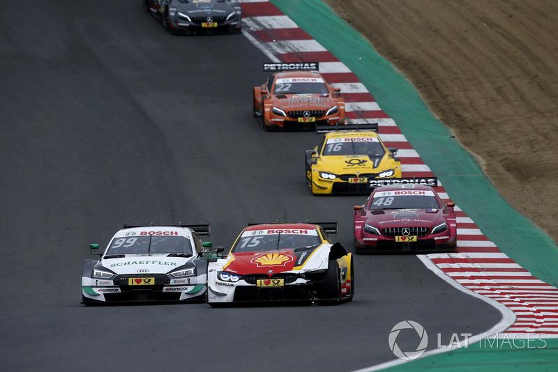 Mike Rockenfeller, Audi Sport Team Phoenix, Audi RS 5 DTM, Augusto Farfus, BMW Team RMG, BMW M4 DTM