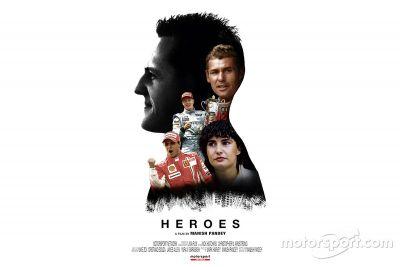 Heroes film unveil
