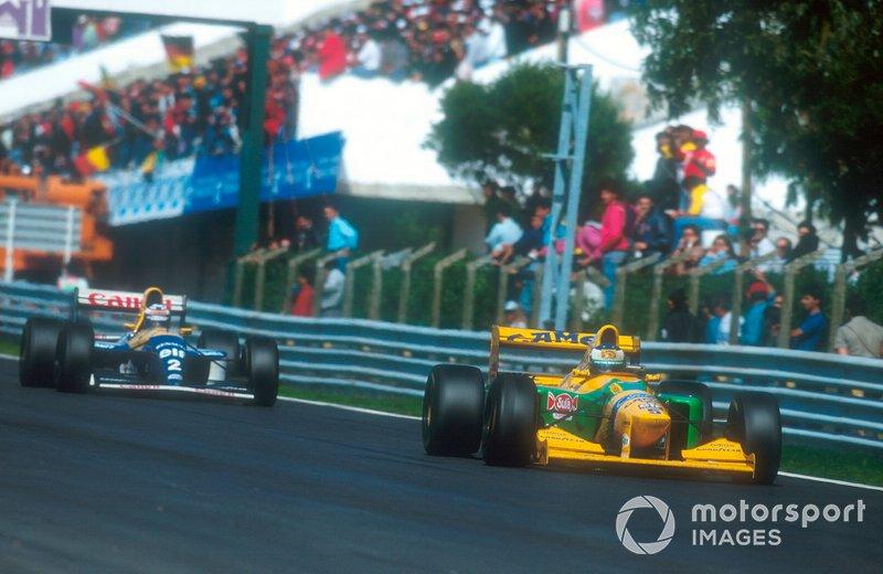 1993 Portugese Grand Prix