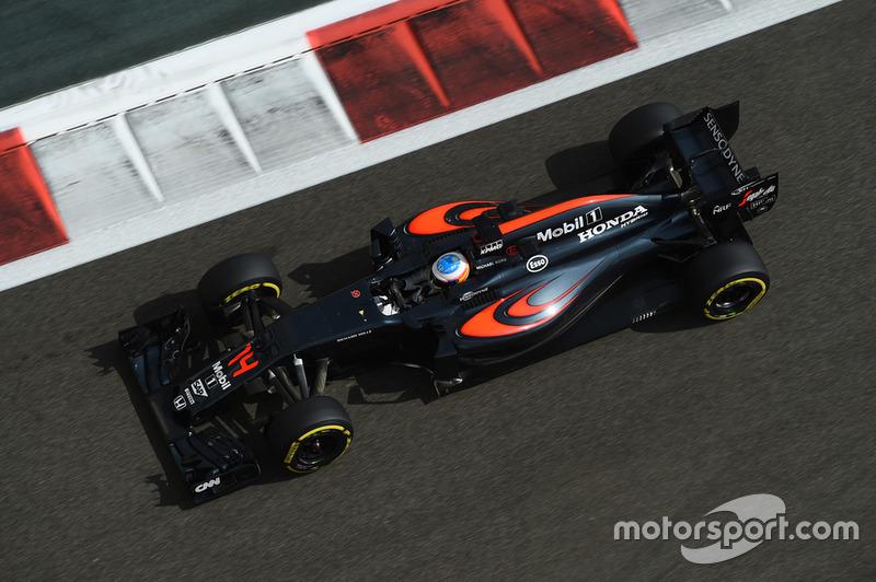 2016: McLaren-Honda MP4-31