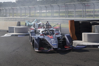 Robin Frijns, Envision Virgin Racing, Audi e-tron FE05, Daniel Abt, Audi Sport ABT Schaeffler, Audi e-tron FE05