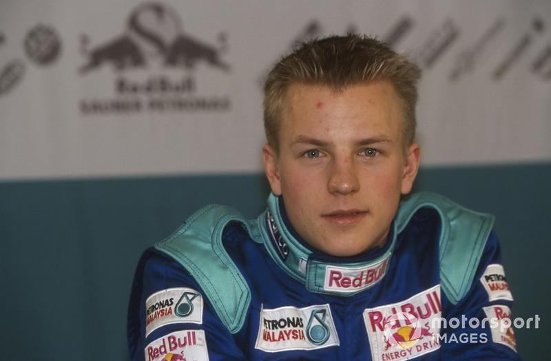 Кімі Райкконен (2001)