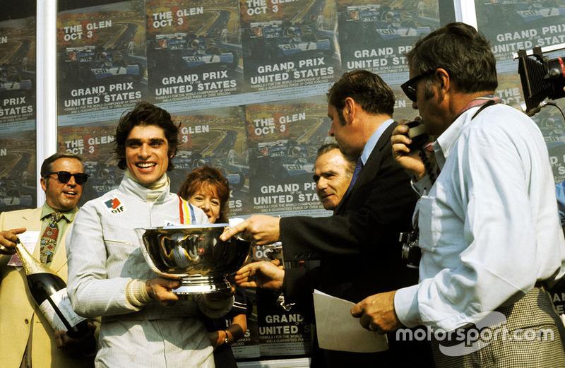 Франсуа Север одержал победу уже в 20-й гонке – Формула 1 получила в его лице новую и очень яркую звезду. Так как завершение карьеры Стюарта было не за горами, француз должен был стать ловым лидером Tyrrell, что сулило ему немало успешных гонок…
