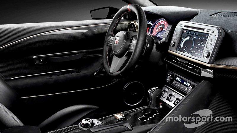 Nissan GT-R50 від Italdesign, виробнича версія