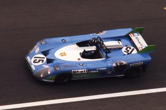 #15 Matra-Simca MS670: Graham Hill, Henri Pescarolo