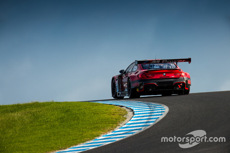 #90 MARC GT BMW M6 GT3: Morgan Haber, Bruno Spengler