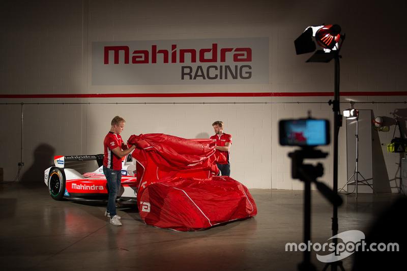 Nick Heidfeld, Felix Rosenqvist, Mahindra Racing