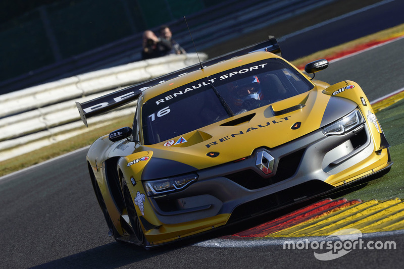 #16 Team Duqueine, Renault RS01: Robert Kubica, Christophe Hamon
