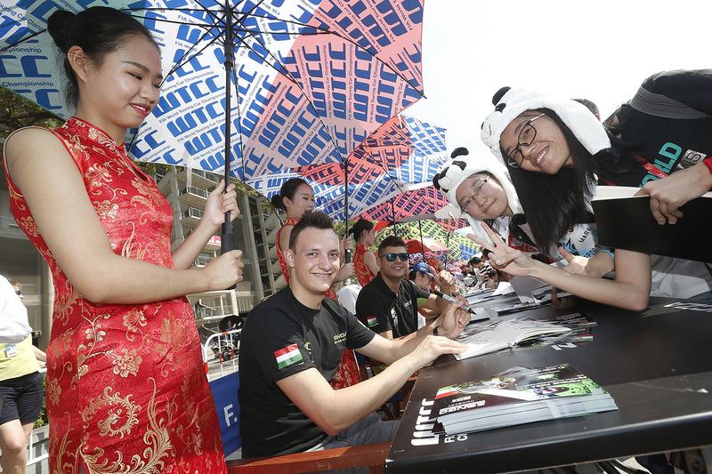 Ferenc Ficza, Honda Team Zengo, Honda Civic WTCC