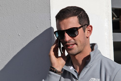 Алекс Россі, Manor Racing