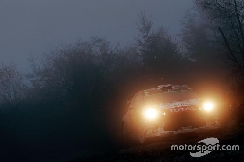 Kris Meeke, Paul Nagle, Citroën DS3 WRC