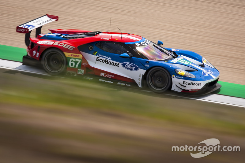 #67 Ford Chip Ganassi Racing Team UK, Ford GT