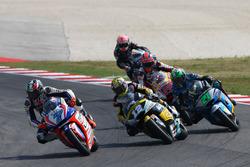 Lorenzo Baldassarri, Forward Racing, Thomas Lüthi, Interwetten, Franco Morbidelli, Marc VDS