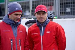 Marcel Fässler, Benoit Tréluyer, Audi Sport Team Joest