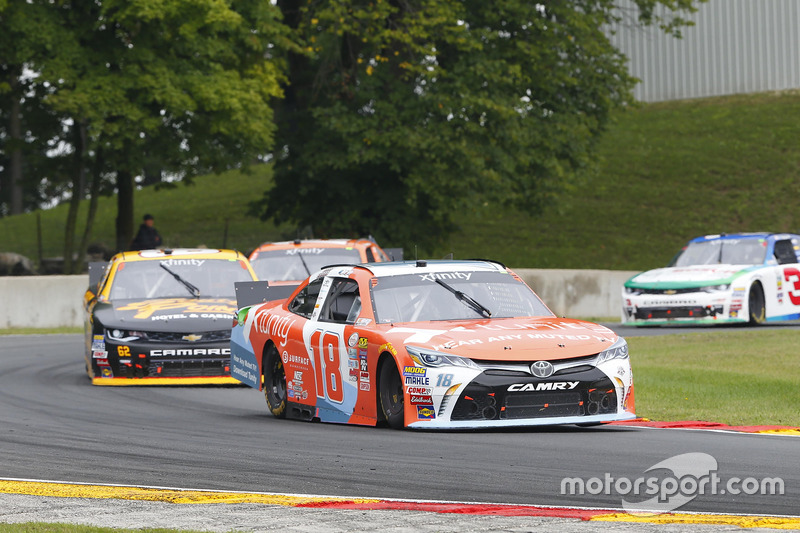 Owen Kelly, Joe Gibbs Racing Toyota