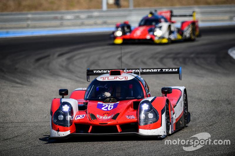 #26 Tockwith Motorsports Ligier JSP3 - Nissan: Nigel Moore, Phil Hanson