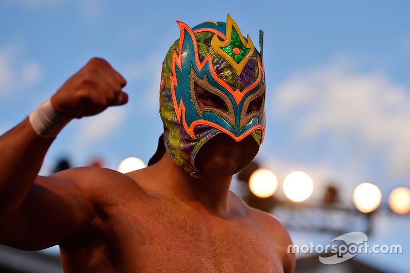 مصارع مكسيكي