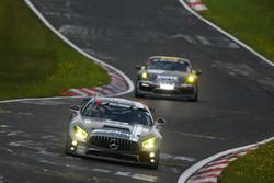 Fabian Hamprecht, Mike Stursberg, Uwe Alzen, Mercedes-AMG GT4