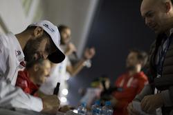 Autograph Session: José María López, Citroën World Touring Car Team, Citroën C-Elysée WTCC