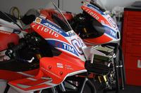 Le nouveau carénage Ducati