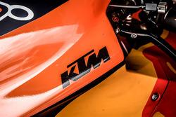 تفاصيل دراجة كاي تي ام