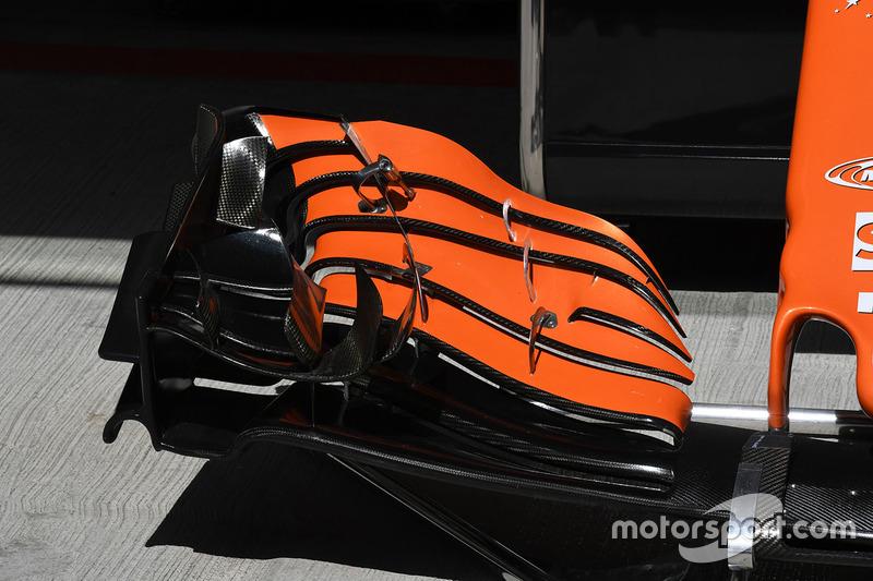 Переднє антикрило McLaren MCL32