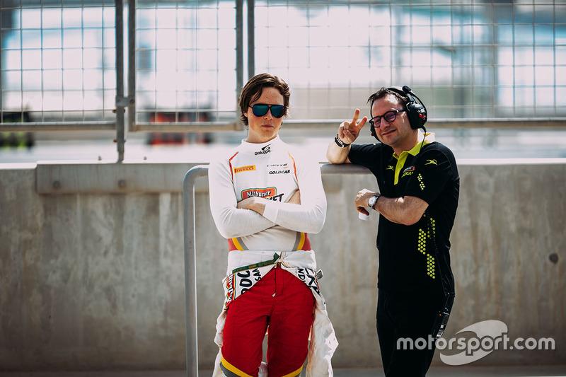 Ralph Boschung,Campos Racing