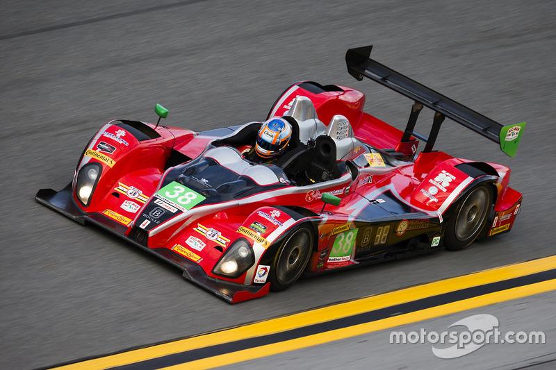 #38 Performance Tech Motorsports ORECA FLM09: James French, Kyle Mason, Patricio O'Ward, Nicholas Boulle