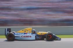 Damon Hill, Williams FW15C Renault