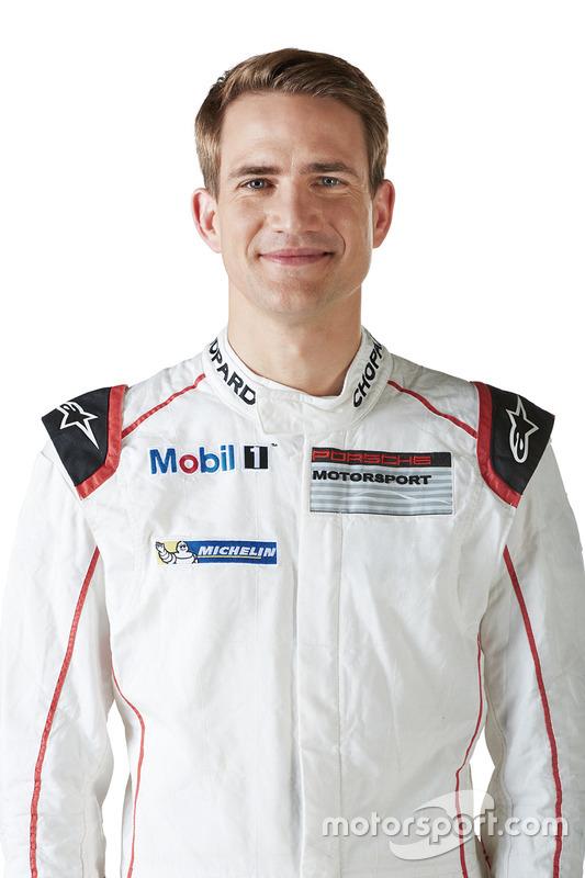 Dirk Werner, Team Porsche