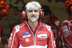 Gigi Dall'Igna, directeur général du Ducati Team