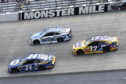 Chase Elliott, Hendrick Motorsports, Chevrolet; Dale Earnhardt Jr., Hendrick Motorsports ,Chevrolet
