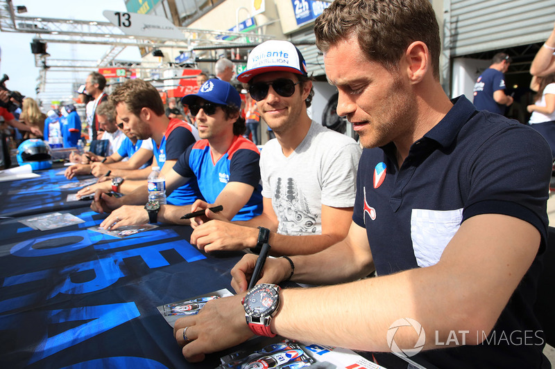 Julien Canal, Bruno Senna, Nicolas Prost, Vaillante Rebellion Racing